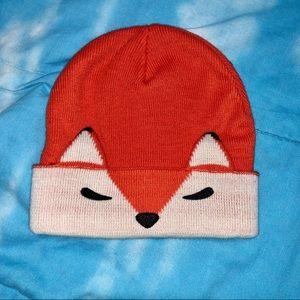 🦊 Ladies Fox Beannie